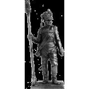 Канонир пешей артиллерии. Россия, 1812-16 гг. R33 EK (н/к)