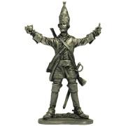 Гренадер драгунского полка. Россия, 1732-42 гг. R35 EK (н/к)