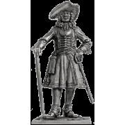Штаб-офицер Преображенского полка, 1698-1700 гг. Россия R240 EK (н/к)