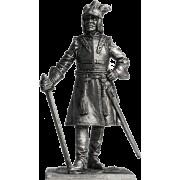 Офицер драгунских полков, 1698-1704 гг. Россия R239 EK (н/к)