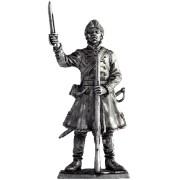 Фузелёр выборных солдатских полков, 1698-1702 гг. Россия R230 EK (н/к)