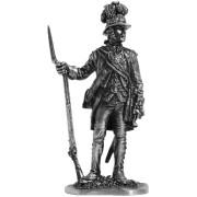 Офицер арт. и инж. Кадетского Корпуса. Россия, 1762-84 гг. R24 EK (н/к)