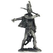Рядовой гусарского полка. Россия, 1763-75 гг. R27 EK (н/к)