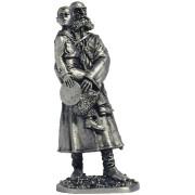 Казак Собств. Е.И.В. Конвоя с царевичем Алексеем, 1910 г. R29 EK (н/к)
