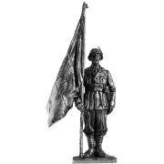 Офицер-знаменосец альпийских стрелков. Италия, 1943-45 гг. Misc102 EK (н/к)