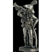 Трубач полка дромадеров  Франция, 1801-02 гг. NAP-09 EK (н/к)