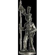Рядовой 1-го уланского полка Мерфельдта. Австрия, 1805-15 гг. NAP-8 ЕК (н/к)
