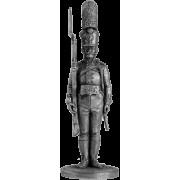 Унтер-офицер гренадерского батальона Елецкого мушкетерского полка. Россия, 1805-07 гг. NAP-7 EK (н/к)
