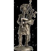 Волынщик 92-го (Гордона) шотландского полка. Великобритания, 1815 г. NAP-4 ЕК (н/к)