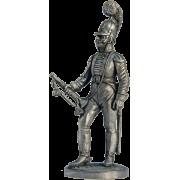 Штаб-трубач Московского драгунского полка. Россия, 1803-06 гг. NAP-1 EK (н/к)