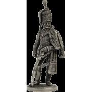 Офицер 15-го лёгкого гус. полка Короля. Великобритания, 1808-13 гг. NAP-16 ЕК (н/к)
