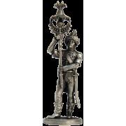 Музыкант-бунчуконосец полкового оркестра  Франция, 1804-12 гг. NAP-25 EK (н/к)