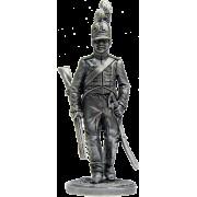 Рядовой шеволежерского полка гвардии. Гессен-Дармштадт, 1806-12 гг. NAP-29 ЕК (н/к)