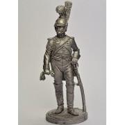 Рядовой 1-й роты (Милан) Почётной королевской гвардии. Италия, 1811-12 гг. Nap-32 ЕК (н/к)