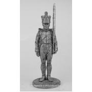 Фузилер 61-го линейного полка 1812 г  NAP-37 EK (н/к)