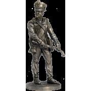 Бомбардир (3номер) армейской пешей артиллерии. Россия, 1809-14 гг. NAP-43 EK (н/к)