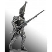 Гренадер Павловского гренадерского полка. Россия, 1811-13 гг. NAP-67 EK (н/к)