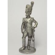 Генерал полка Конных гренадеров Имп. гвардии. Франция, 1807-14 Nap-56 EK (н/к)