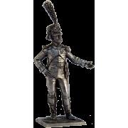 Офицер фузилёров-егерей Имп. Гвардии. Франция, 1806-14 гг. N250 EK (н/к)