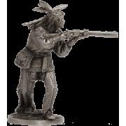Индеец с ружьем WW-13 ЕК (н/к)