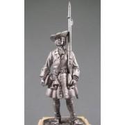 Фузилер солдатского пехотного полка, 1706-06 R280 EK (н/к)