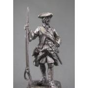 Капрал армейской пехоты, 1708-20 гг. Россия R282 EK (н/к)
