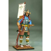 Самурай в походе, 16 век М120 EK (с)