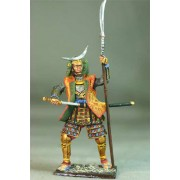 Самурай, 1600 год М123 EK (с)