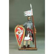 Нормандский рыцарь, 2-я пол. 11 века M185 ЕК (с)