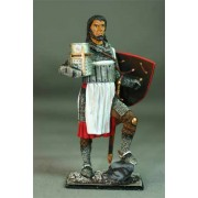 Тевтонский рыцарь, 13 век M217 ЕК (с)