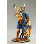 Немецкий рыцарь Гюнтер фон Шварцбург, 1345 год М17 EK (с)