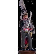 Офицер 2-го лейб-гусарского полка. Пруссия, 1809-15 гг. NAP-10 ЕК (с)