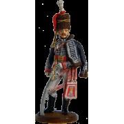 Офицер 15-го лёгкого гус. полка Короля. Великобритания, 1808-13 гг. NAP-16 ЕК (с)