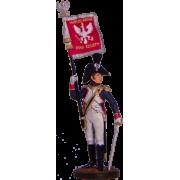 Офицер-орлоносец 6-го пехотного полка. Польша. Польша, 1810-14 NAP-28 ЕК (с)