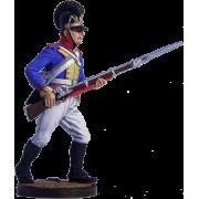 Фузилер 9-го линейного полка фон Изенбурга. Бавария, 1806-07 гг. NAP-26 ЕК (с)