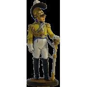 """Офицер полка """"Гард дю Кор"""". Саксония, 1810-13 гг. NAP-23 ЕК (с)"""
