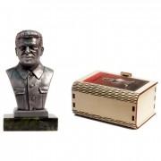 Сталин И.В. (плюс коробка) BustMet1/10-02 ЕК