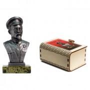 Дзержинский Ф.Э. (плюс коробка) BustMet1/10-03 ЕК