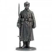 Красноармеец РККА в зимней походной форме. 1939-41 гг. СССР WW2-28 ЕК