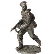 Краснофлотец с п-п Томпсон. Сев. флот, 1941-43 гг. СССР WW2-34 ЕК