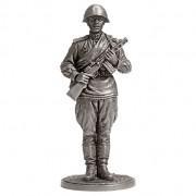 Гвардии красноармеец с ППШ. 1943-45 гг. СССР WW2-47 ЕК