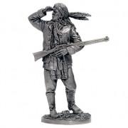 Индеец с ружьем WW-26 ЕК