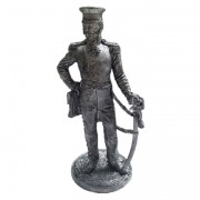 Генерал-майор А.П.Ермолов. Россия, 1812 г. Nap-75 ЕК