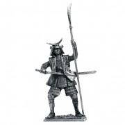 Самурай с нагината, 16в M123 ЕК