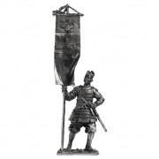 Самурай со знаменем, 16в M143 ЕК
