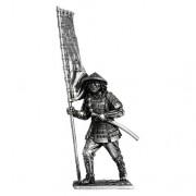 Асигару-знаменосец, конец 16- начало 17вв. M227 ЕК