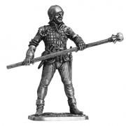 Артиллерист с прибойником. Зап. Европа, 15 век M266 ЕК