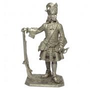 Обер-офицер гренад. полков арм. пехоты, 1710-е гг. Россия M270 ЕК