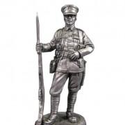 Рядовой пехотного полка. Великобритания, 1914-18 гг. WW1-2 ЕК