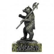 Герб города Ярославль- Медведь s02 ЕК